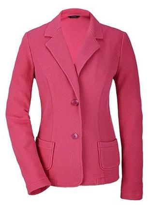 Распродажа - текстурный пиджак tchibo, германия - р. 46-48 укр.1