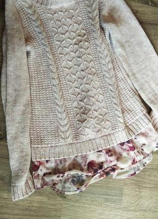 Next свитер обманка