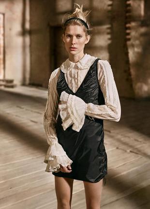 Платье из подиумной коллекции h&m studio
