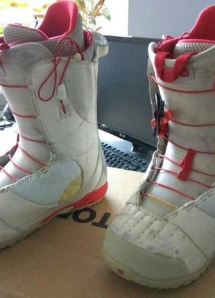 Ботинки сноуборд burton ion