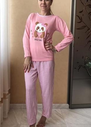 Пижама на баечке панда