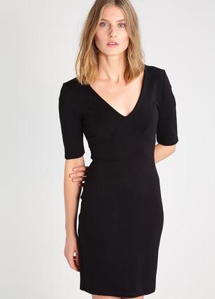 Платье чёрное классическое / классика/ деловой стиль