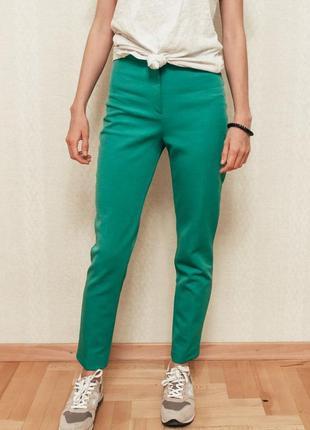 Бриджи, укороченные брюки/капри/ штаны м-л