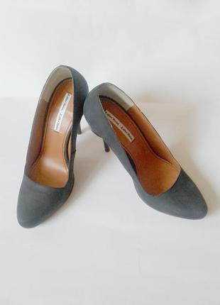 !комфортные! туфли на высоком каблуке