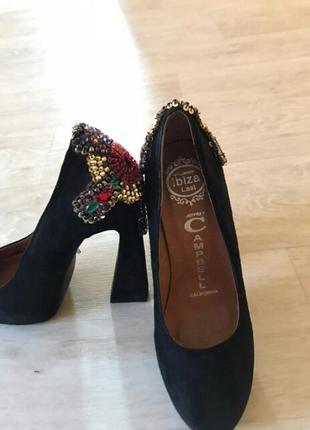 Шикарные туфли ''jeffrey campbell''