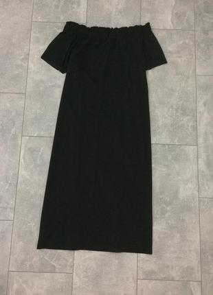 Длинное платье на плечики