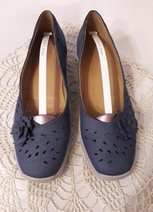 Кожаные туфельки ~ hotter ~
