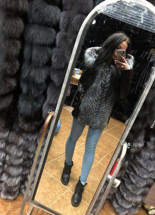 Пуховик кожаный зима все натуральное  шуба жилет дубленка парка пальто