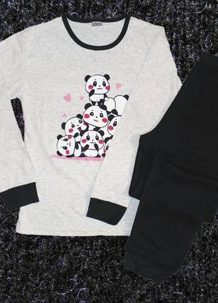 Пижама женская одежда для дома панда