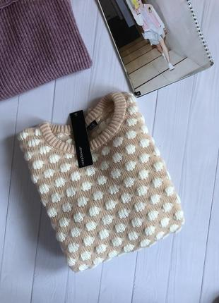 Нежный свитер