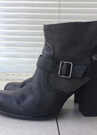 Tommy hilfiger зимовые туфли