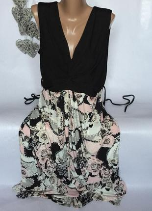 Шикарное платье david emanuel