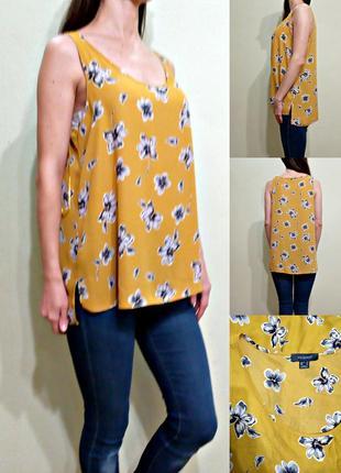 Легкая базовая блуза 14
