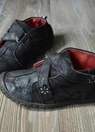 Ботинки туфли кожа kids lm (32)