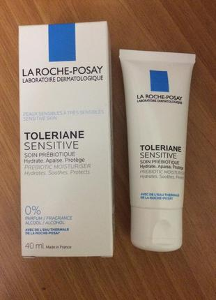 Toleriane sensitive увлажняющий крем