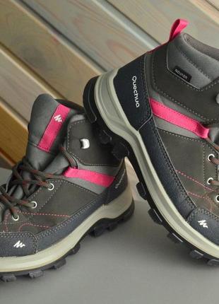 Ботинки полусапоги quechua (33)