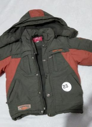 Теплая курточка, куртка