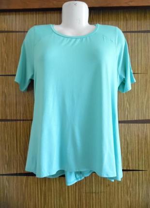 Блуза футболка, новая george размер 18 – идет на 52-52+