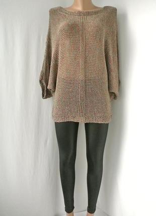 Новый(сток) оригинальный, фирменный свитер бренда betty barclay. размер 14/42 l/xl
