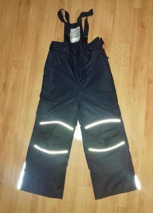 Лыжные штаны  рост 110-116 тсм чибо