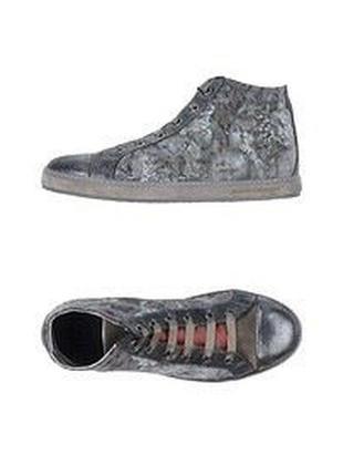 Высокие кеды, ботинки soisire soiebleu оригинал 40 размер