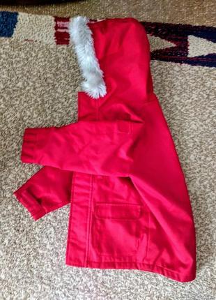 Термо куртка осень-зима