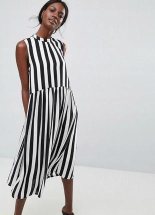 Y.a.s надзвичайна смугаста сукня