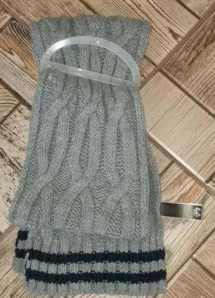 Теплые шарфики.готовим деток к зиме