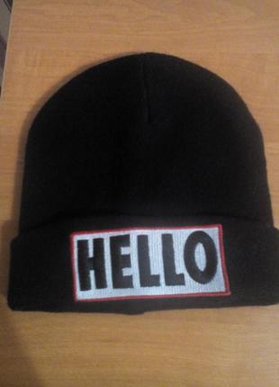 Фирменная новая шапка от tally weijl