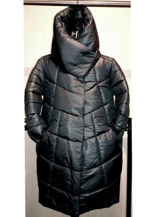 Хит продаж.42-54р.14цв. куртки пальто пуховики с капюшоном