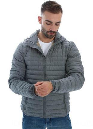 Оригинал rifle италия authentic brand пуховик куртка down jacket man zara