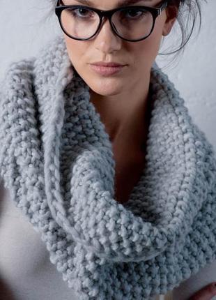 Снуд,шарф