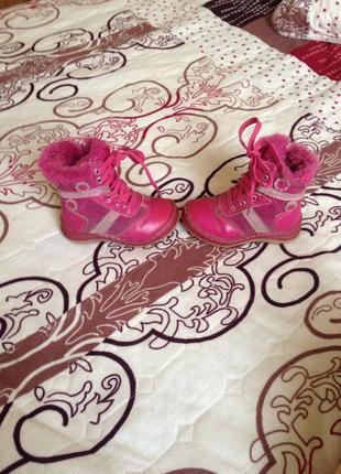 Зимние сапожки,ботинки
