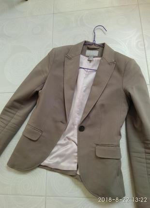 Пиджак жакет от h&m