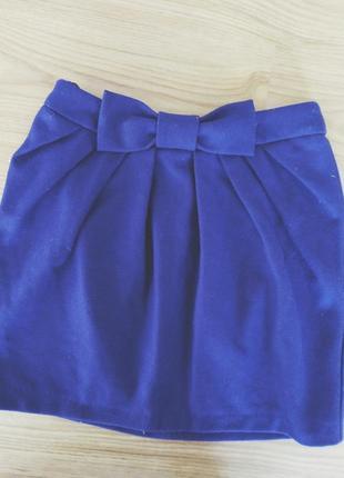 Шерстяная юбка, теплая юбка, спідниця