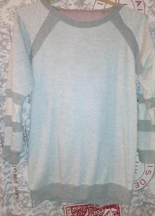 Костюм для беременных ,реглан с кружевом костюм спортивные штаны пудра