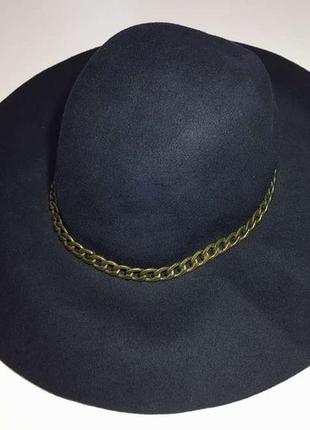Шляпа salvador, 100% шерсть, 56-57 р, новая!