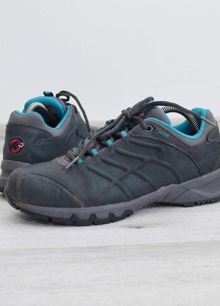 Шикарные ботинки от дорогого швейцарского бренда mammut 🐘
