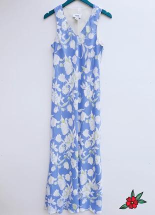 Ультрамодное платье сарафан платье миди очень красивое платье в цветочный принт