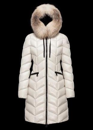 Пуховик пальто moncler 38 м размер