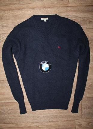Оригинальный , шерстяной свитер burberry размер s