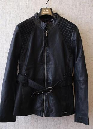 Куртка кожаная maze (германия)