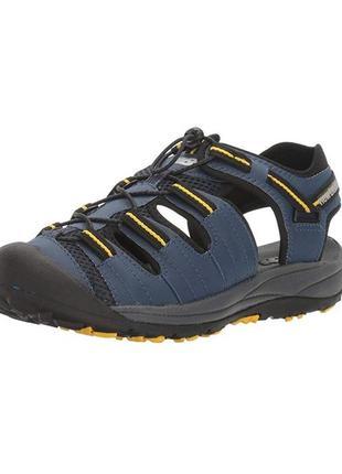 New balance appalachian. мужские сандалии. оригинал. стелька 30, 5-31см.