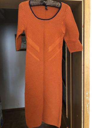 Стрейчевое платье бренда y.a.s.