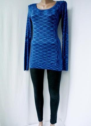 Красивая стильная модная фирменная туника esprit. размер s/m.