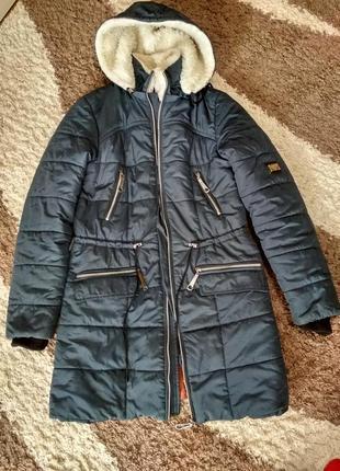 Куртка зимняя 44-46р.