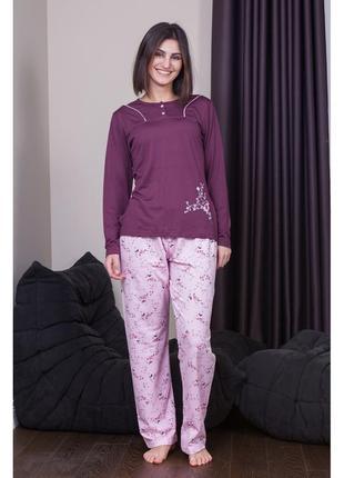 Розовая пижама пижамные штаны george