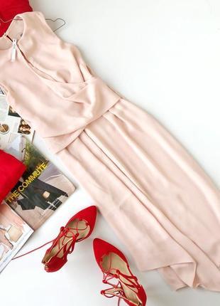Роскошное платье миди asos