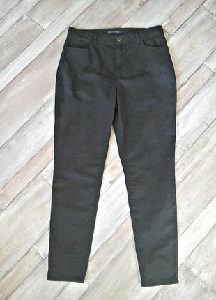 Зауженные брюки, 97% хлопка