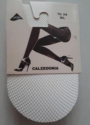Колготки calzedonia сетка